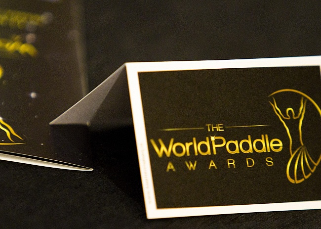 2016 World Paddle Awards Barcelona